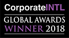 CorporateINTL Global Awards Winner 2018